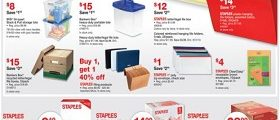 Staples Weekly Ad February 11 – February 17, 2018. Reorganized Spaces!