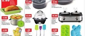 Aldi Weekly Ad March 14 – March 20, 2018. Crofton Speckled Bakeware