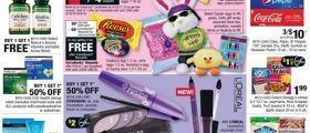 CVS Weekly Ad March 18 – March 24, 2018. All Revlon Cosmetics on Sale!