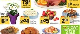 Food Lion Circular March 28 – April 3, 2018. Happy Easter!