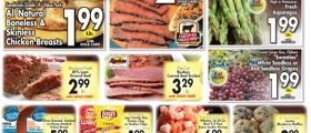 Gerrity's Weekly Ad March 4 – March 10, 2018. Shape Up Your Menu!