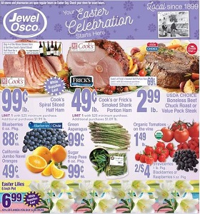 Jewel-Osco Weekly Ad March 21 - March 27, 2018
