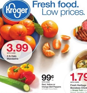Kroger Weekly Circular March 14 - March 20, 2018. Let The Hunt Begin!