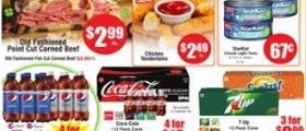 Marc's Weekly Deals March 14 – March 20, 2018. StarKist Chunk Light Tuna