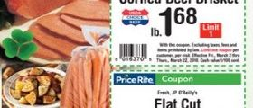 Price Rite Weekly Ads March 2 – March 22, 2018. Celebrate St. Patrick's Day!