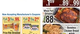 Price Rite Weekly Ad March 23 – April 5, 2018. Cook's Smoked Ham Shank Portion