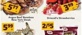 Save Mart Weekly Ad March 7 – March 13, 2018. Driscoll's Strawberries