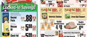 ShopRite Weekly Ad March 4 – March 10, 2018. Locked-In Savings!