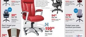 Staples Weekly Ad March 4 – March 10, 2018. Better Chair, Better Work Day!