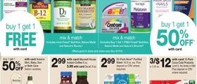 Walgreens Weekly Ads March 11 – March 17, 2018. Maxwell House Instant Coffee