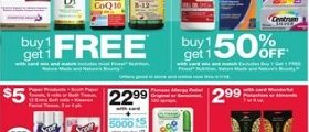Walgreens Weekly Ad April 1 – April 7, 2018. Biggest Offer Ever!