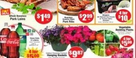 Marc's Weekly Ad April 25 – May 1, 2018. Folgers Coffee on Sale!