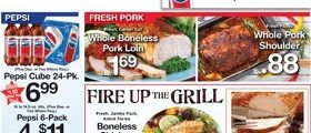 Price Rite Weekly Flyer April 27 – May 17, 2018. Fire Up the Grill!