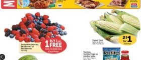Safeway Weekly Ad April 25 – May 1, 2018. Meat Sale!