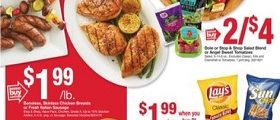 Stop & Shop Weekly Ad April 20 – April 26, 2018. Nature's Promise Products on Sale!