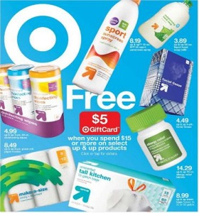 Target Weekly Circular April 15 - April 21, 2018. So Fresh!
