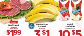 Vallarta Weekly Ads April 11 – April 17, 2018. Post Honey Bunches of Oats Cereal