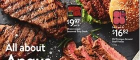 Walmart Weekly Ad April 27 - May 13, 2018. All About Angus!