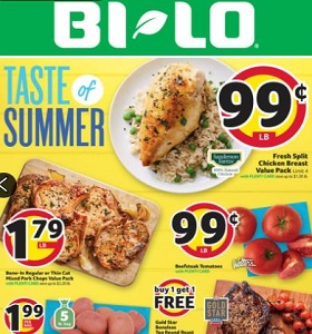 BI-LO Weekly Flyer May 16 - May 22, 2018. Boston Chowda on Sale!