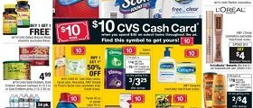 CVS Weekly Circular May 20 – May 26, 2018. Revlon Cosmetics on Sale!