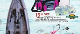 Fleet Farm Weekly Ad May 11 – May 18, 2018.  Fisherman Sit-On Kayak