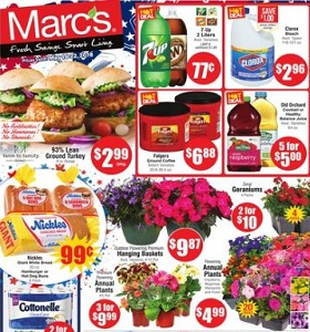 Marc's Weekly Specials May 16 - May 22, 2018. Lean Ground Turkey on Sale!