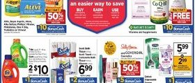 Rite Aid Weekly Ad May 13 – May 19, 2018. Sally Hansen Cosmetics on Sale!