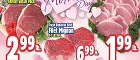 Western Beef Weekly Flyer May 11 – May 17, 2018. Happy Mother's Day!
