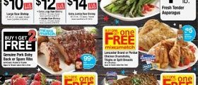 Acme Weekly Ads June 22 – June 28, 2018. Shrimp Sale!