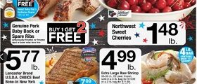 Acme Weekly Deals June 29 – July 5, 2018. Celebrate 4th of July!