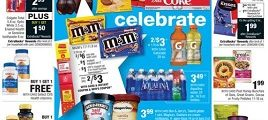 CVS Weekly Ads June 24 – June 30, 2018. Sweet Savings!