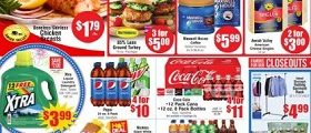 Marc's Weekly Ad June 27 – July 4, 2018. Happy 4th of July!