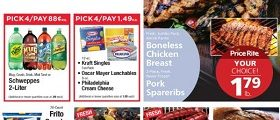 Price Rite Weekly Flyer June 1 – June 14, 2018. Fresh for Less!