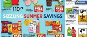 Rite Aid Weekly Flyer June 24 – June 30, 2018. Sizzling Summer Savings!