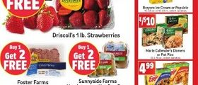 Save Mart Weekly Ad June 6 – June 12, 2018. Driscoll's Strawberries on Sale!