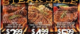 Vallarta Weekly Circular June 6 – June 12, 2018. The Great Steak Sale!