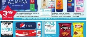 Walgreens Weekly Ad July 1 – July 7, 2018. 4th of July Must Haves!