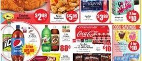 Marc's Weekly Circular July 11 – July 17, 2018. Hot Summer Deals!