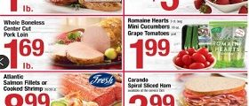 Shaw's Weekly Circular July 13 - July 19, 2018. Boneless Chicken Breast on Sale!