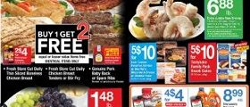 Acme Weekly Flyer August 3 – August 9, 2018. Extra Savings!