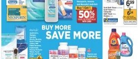 Rite Aid Weekly Circular August 12 – August 18, 2018. Buy More Save More!