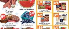 Save Mart Weekly Ad August 29 – September 4, 2018. Happy Labor Day!