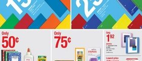 Staples Weekly Ad August 5 – August 11, 2018. Ace Your Entire List!
