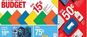 Staples Weekly Flyer August 19 – August 25, 2018. Go Back Under Budget!
