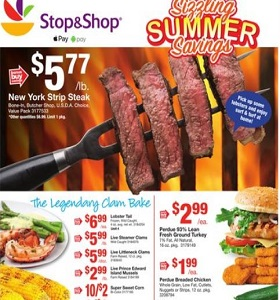 Stop & Shop Weekly Ad August 3 - August 9, 2018. Sizzling Summer Savings!