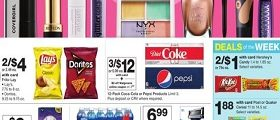 Walgreens Weekly Circular September 2 – September 8, 2018. Cosmetics, Nails & Accessories on Sale!