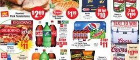 Marc's Weekly Ad September 5 – September 11, 2018. Game Day Deals!