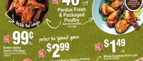 Stop & Shop Weekly Deals September 9 - September 15, 2018. Perdue Fresh & Packaged Poultry on Sale!