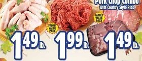 Western Beef Weekly Circular September 20 – September 26, 2018. Fresh Beef Ground Chuck