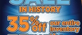 Ashley Furniture Circular Ad October 30 – November 26, 2018. Greatest Sale in History!